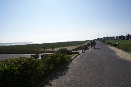 Lytham am Strand
