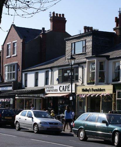 Weiteres Café an der Mainstreet
