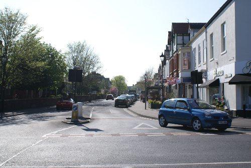 Hauptstrasse in Lytham