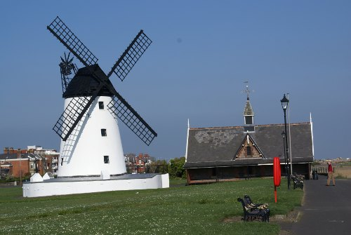 Windmühle in Lytham