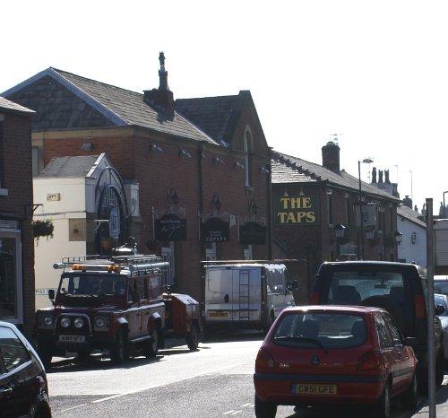 Das gemütlichste Pub in Lytham