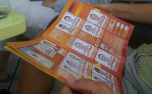 Fußball WM Frauen 2011 Sammelalbum