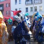 Wüeschte Sierche - Schtrooßefasnet Fasnet Konstanz