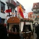 150 Jahre badische Eisenbahn Schtrooßefasnet Fasnet Konstanz