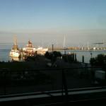 Blick vom Konzil aus Konstanz Bodensee