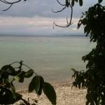 Blick auf den See Konstanz Bodensee