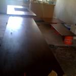 Arbeitsplatten - Baustelle