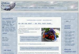 Screenshot utele.eu Design bis 10.4.2013