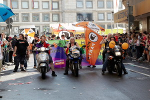 CSD Stuttgart 2012 Piraten DigitalDesignTeam