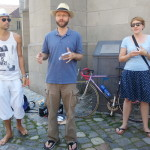 #stopwatchingus Demo Konstanz Ansprache vorher