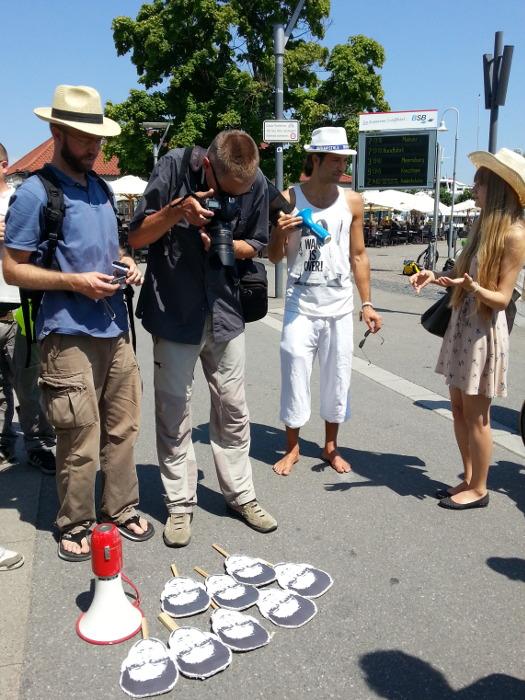 #stopwatchingus Demo Konstanz Abschlussfoto