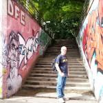 Graffiti Unterführung Trier 2013
