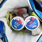 Nie ohne Kühltasche - Einkaufen für den Lieferservice