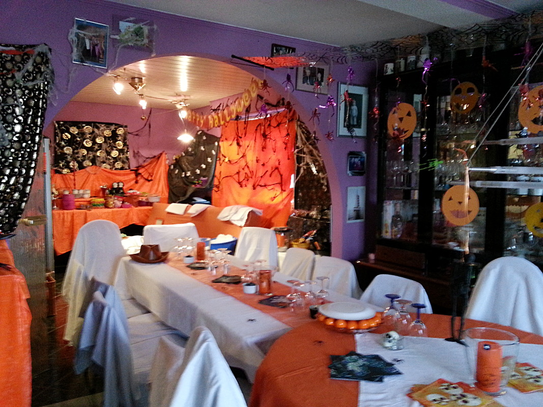 dekoideen fur halloween party ihr ideales zuhause stil