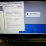 Drucken von zwei Seiten - die eine Seite sieht auf dem Rechner ganz einfach aus, das ist ein PDF
