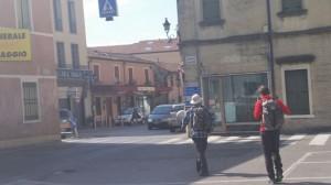 Wanderer Richtung Venedig 2014-05-19
