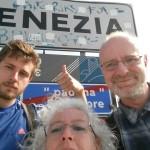 20 Venedig alle drei! :)