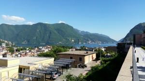 Lugano - Seeblick 2014-05-23
