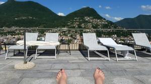 Lugano - Liegestuhl 2014-05-23