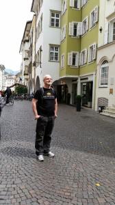 Roland in Bozen Mai 2014