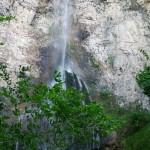 Wasserfall in Salurn 14. Mai