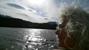 Ute Lago Levico 15. Mai