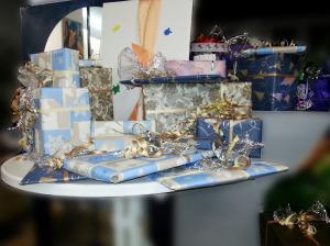 Weihnachtsgeschenke, Päckle, Weihnachtspäckle, Weihnachtsdeko