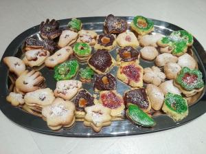 Weihnachtsguestele, Kekse, Weihnachtsbrötle