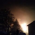 Silvesterfeuerwerk mit Schnee für 2015
