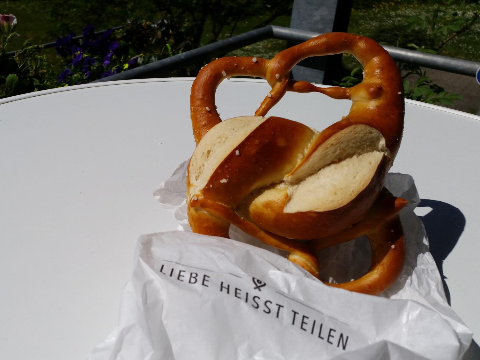 Liebesbrezele Konstanz