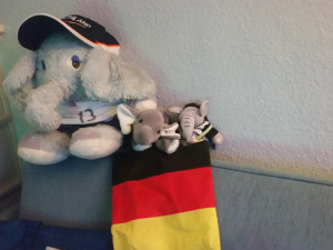 Fußball-WM 2015 - Fans im Fan-Outfit