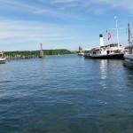 Hafen Konstanz - Bodensee Sommer 2015