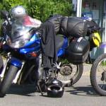 Suzuki Banditin, blau