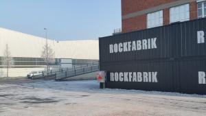 Morgen nach der Silvesterparty in der Rockfabrik Ludwigsburg zu Metal und Gothic