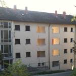 10/2011Ehemals Studiwohnheim, leerstehend, Wollmatinger Straße, Bundesimmobilie, Sanierung, Konstanz